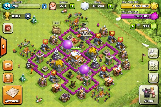 aldea clan winterfield